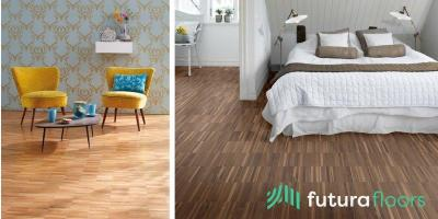 Futura Floors : Impeccable beauty and durability of industrial parquet